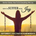 Icon of HOW TO SUFFER WITH JOY Discussion Questions