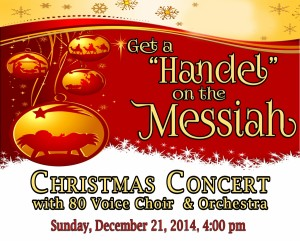 Handel's Messiah Christmas Concert 2014