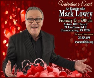 Mark Lowry in Concert - Valentine Event
